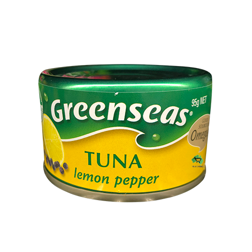 Greenseas Tuna Lemon Pepper - 95g