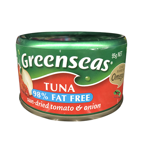 Greenseas Tuna Sundried Tomato & Onion - 95g