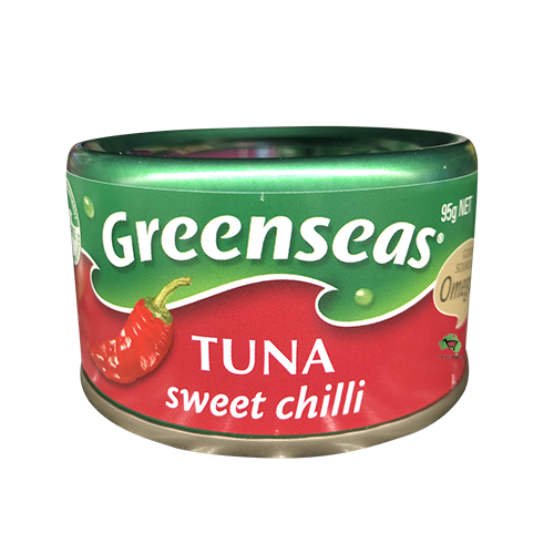 Greenseas Tuna Sweet Chilli - 95g