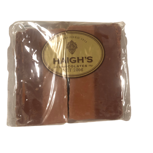 Haigh's Chocolate Caramel Fudge 200g