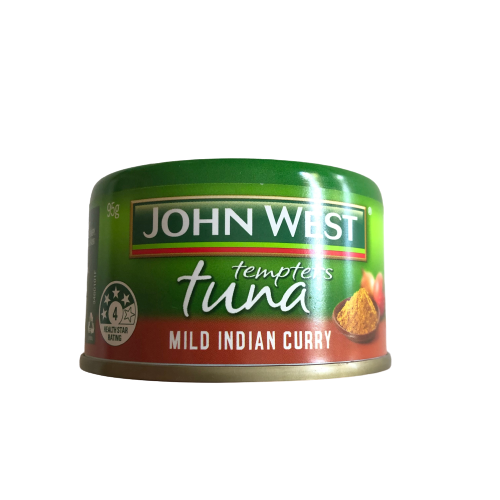 John West tuna varieties 95g