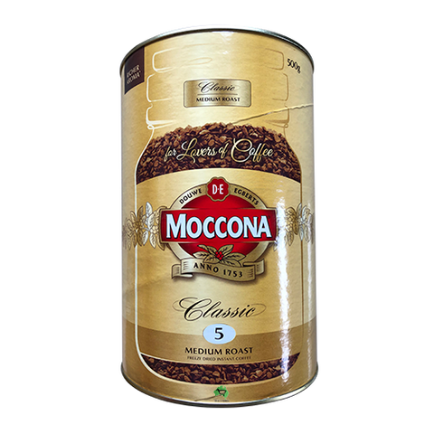 Moccona Classic Medium Roast 500g