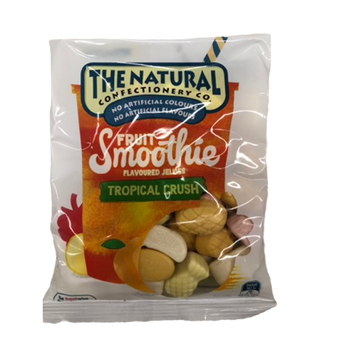 The Natural Confectionery Co Fruit Smoothie Tropical Crush 200g bag