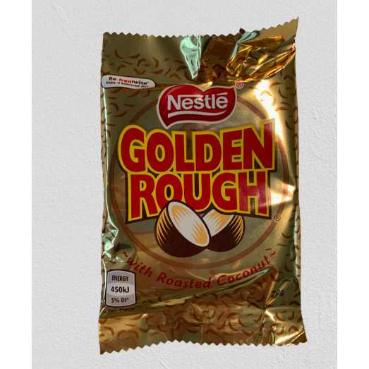 Golden Rough Disc 20g