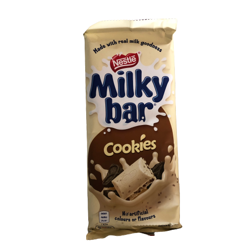Nestle Milky Bar - Cookies 180g