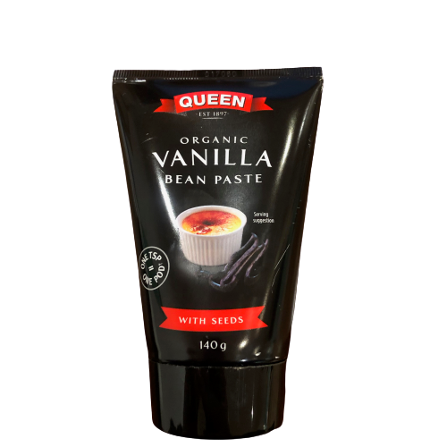 Queen Vanilla Bean Paste 140g