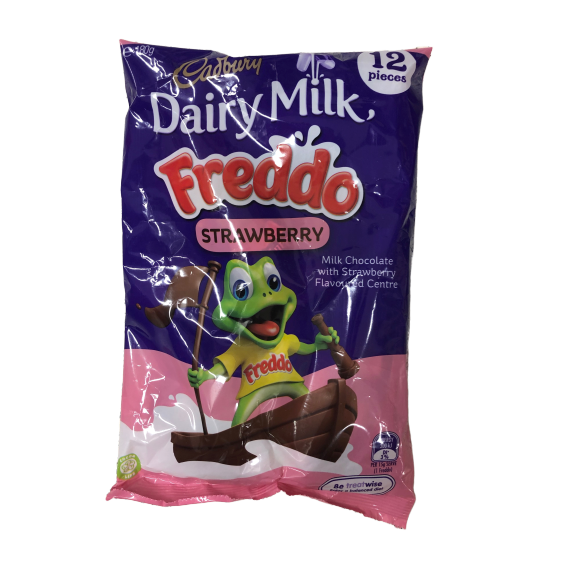 Strawberry Freddo Sharepack 12pcs