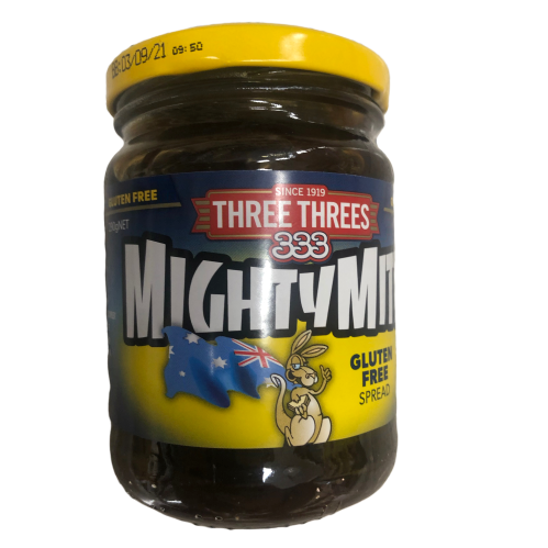 Three Threes MightyMite