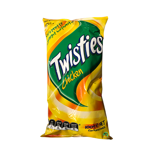 Twisties - 2 CARTONS (46 packs)