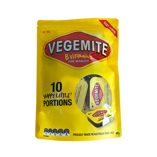 Vegemite 10 portions x 9.6g