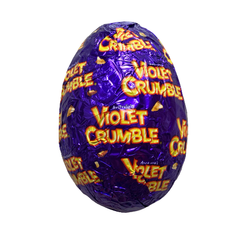 Violet Crumble Easter Egg 110g
