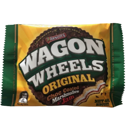 Wagon Wheel Individual 48g