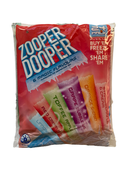 Zooper Dooper Magic 24 pack