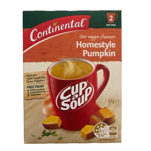 Continental Cup a Soup (Various Flavours)