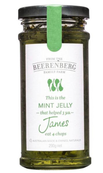 Beerenberg Mint Jelly 290g