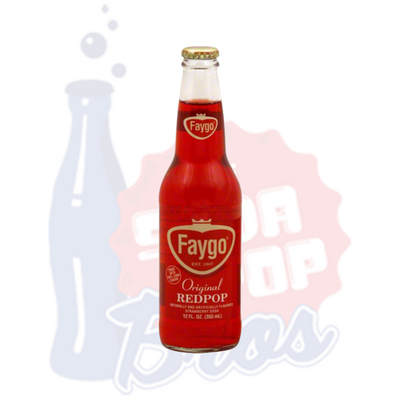 Faygo Red Pop