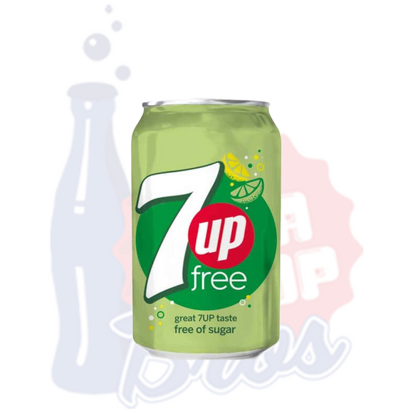 7UP Zero Sugar (Can)