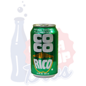 Coco Rico Coconut Soda (Can)