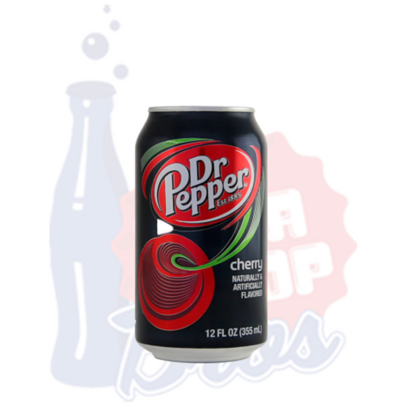 Dr. Pepper Cherry (Can)