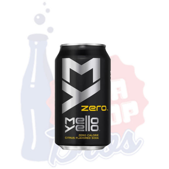 Mello Yello Zero Sugar (Can)