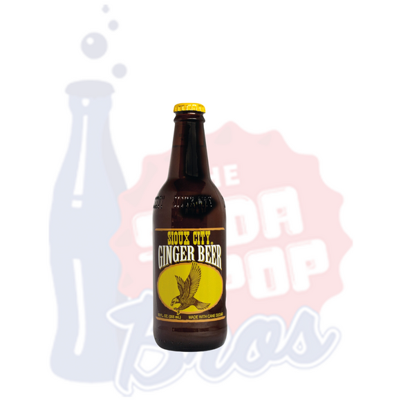 Sioux City Ginger Beer