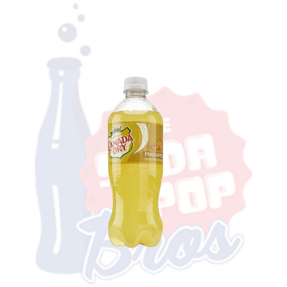 Canada Dry Pineapple (591ml)