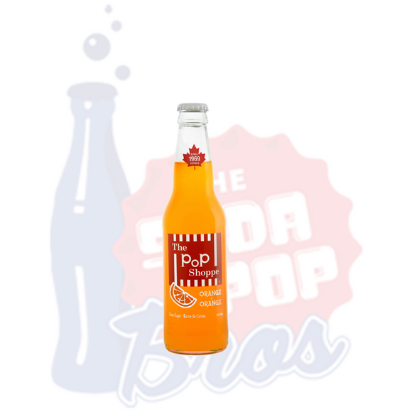 The Pop Shoppe Orange