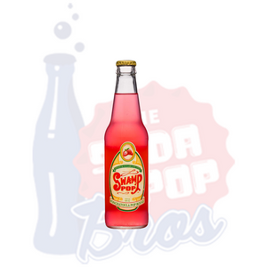 Swamp Pop Ponchatoula Strawberry Pop Rouge