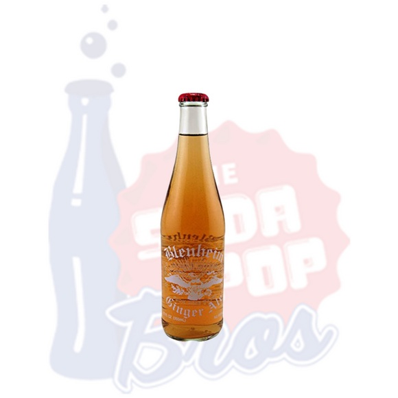 Blenheim Ginger Ale Old #3 Hot Red Cap