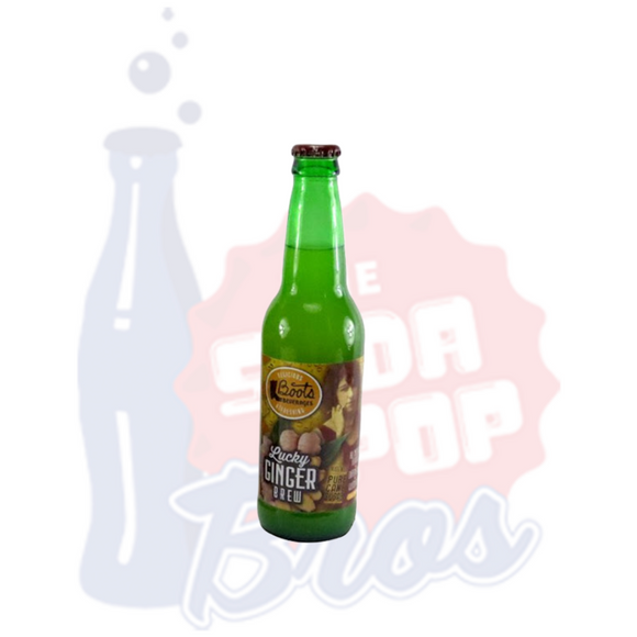 Boots Beverage Lucky Ginger Brew