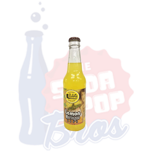 Boots Beverages Lemon Meringue