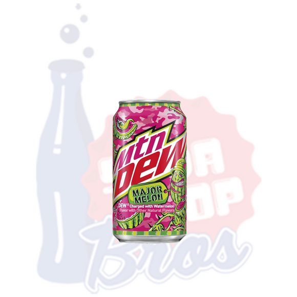 Mountain Dew Major Melon (Can)