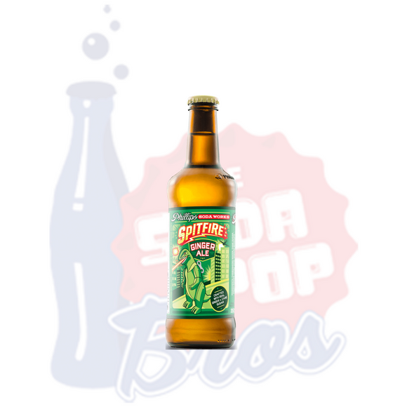 Phillips Soda Works Spitfire Ginger Ale