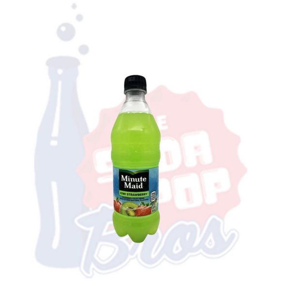 Minute Maid Kiwi Strawberry (591ml)