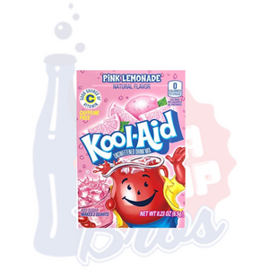 Kool-Aid Pink Lemonade Drink Mix Packet