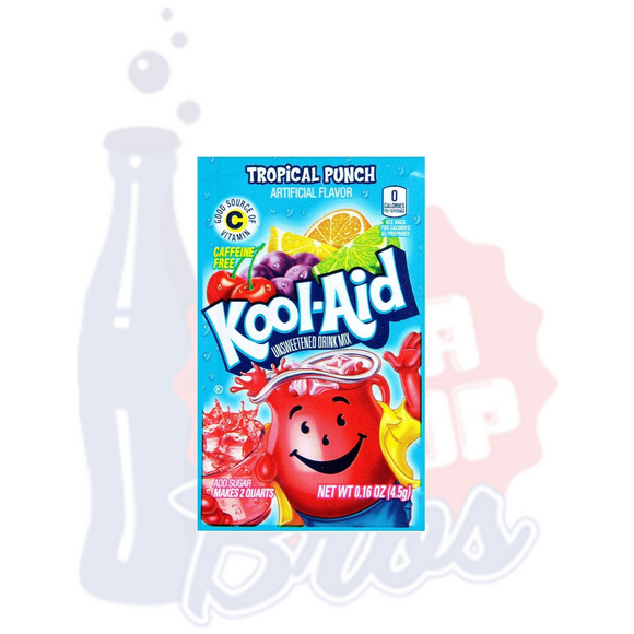 Kool-Aid Tropical Punch Drink Mix Packet