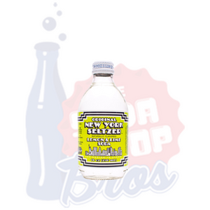 Original New York Seltzer Lemon Lime