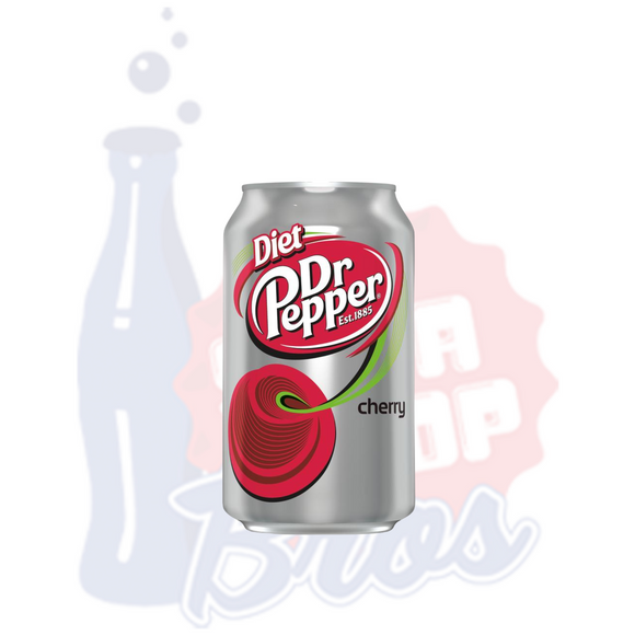 Dr. Pepper Diet Cherry (Can)