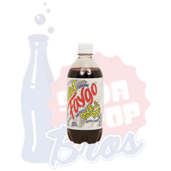 Faygo Rock & Rye Diet (591ml)