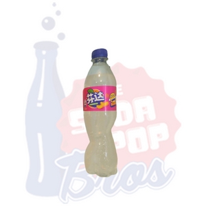 Fanta White Peach Clear (China/490ml)