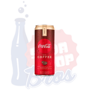 Coca Cola With Coffee Vanilla Brew (Can)