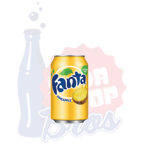 Fanta Pineapple (Can)