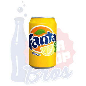 Fanta Lemon (UK/Can)