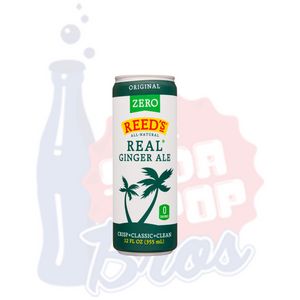 Reed's Real Ginger Ale Zero Sugar (Can)