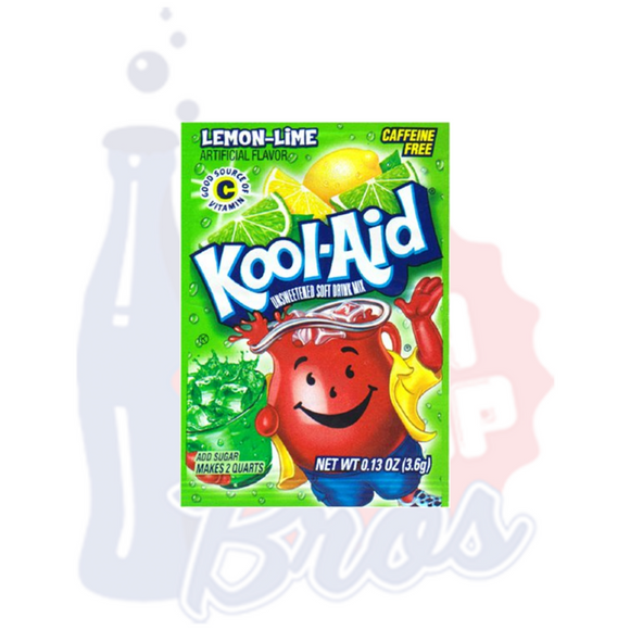 Kool-Aid Lemon-Lime Drink Mix Packet
