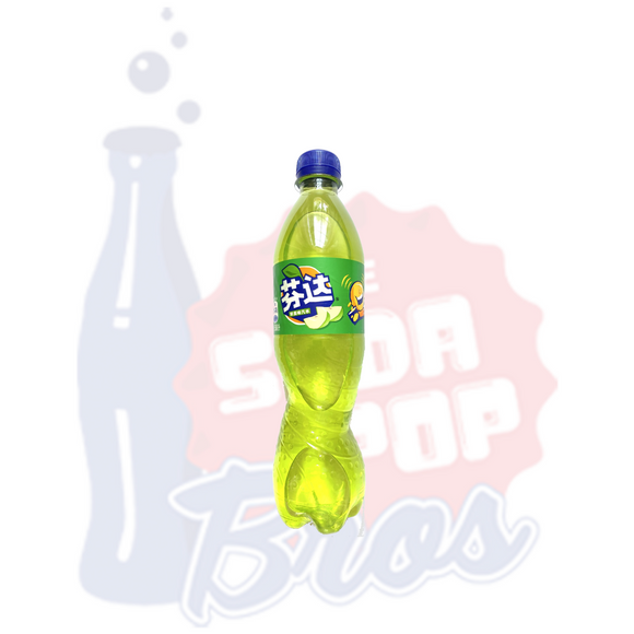 Fanta Mystery Apple (500ml China)