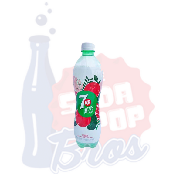 7-UP Mojito Grapefruit Flavour (China 550ml)