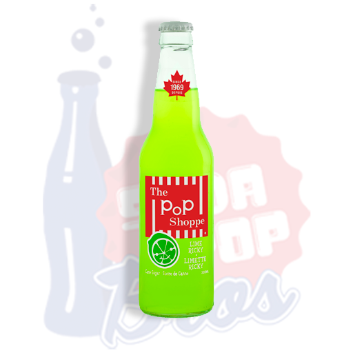 The Pop Shoppe Lime Ricky