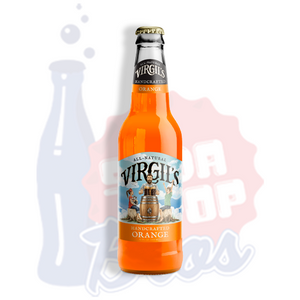 Virgil's Handcrafted Orange Soda