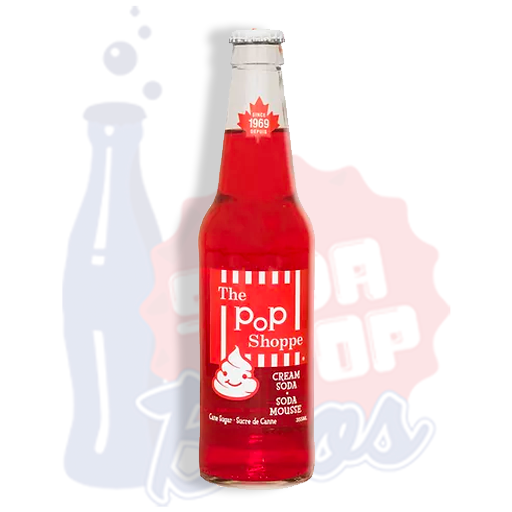 The Pop Shoppe Cream Soda